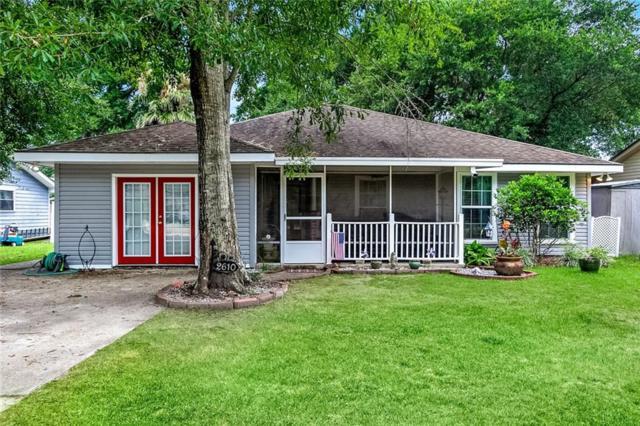 2610 Rue Weller Street, Mandeville, LA 70448 (MLS #2206551) :: Inhab Real Estate