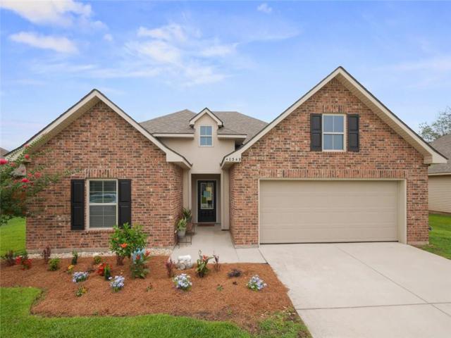 40349 Crestwood Lane, Ponchatoula, LA 70454 (MLS #2209822) :: Turner Real Estate Group