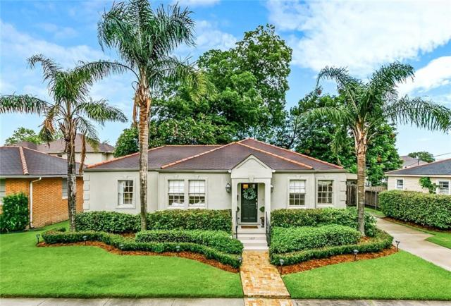 107 Melody Drive, Metairie, LA 70001 (MLS #2210789) :: Turner Real Estate Group