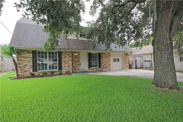 4724 Belle Drive, Metairie, LA 70006 (MLS #2210891) :: Turner Real Estate Group