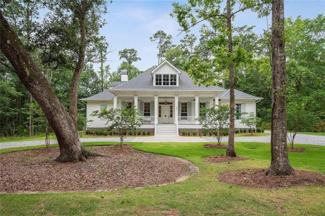 56 Oaklawn Drive, Covington, LA 70433 (MLS #2210899) :: Top Agent Realty