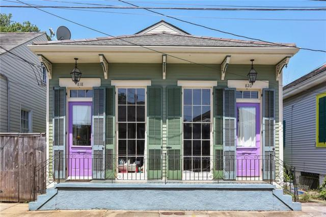 818 St Roch Avenue, New Orleans, LA 70117 (MLS #2210981) :: Inhab Real Estate