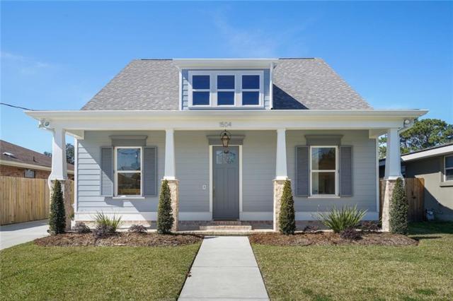 1504 Carnation Avenue, Metairie, LA 70001 (MLS #2210994) :: Watermark Realty LLC