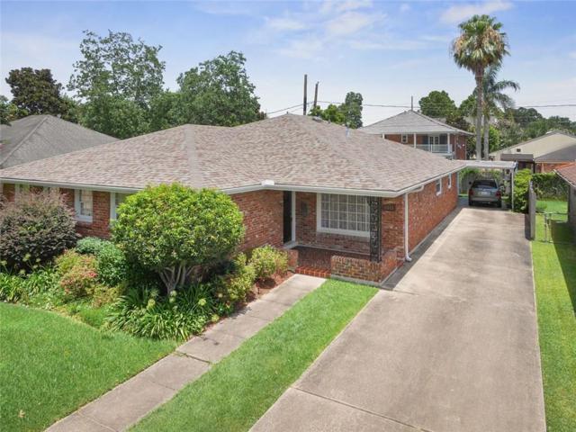3513 Ridgeway Drive, Metairie, LA 70002 (MLS #2211055) :: The Sibley Group