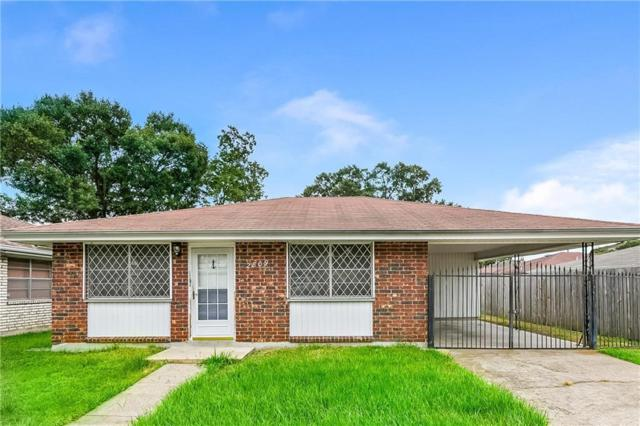 2809 Transcontinental Drive, Metairie, LA 70006 (MLS #2211172) :: The Sibley Group