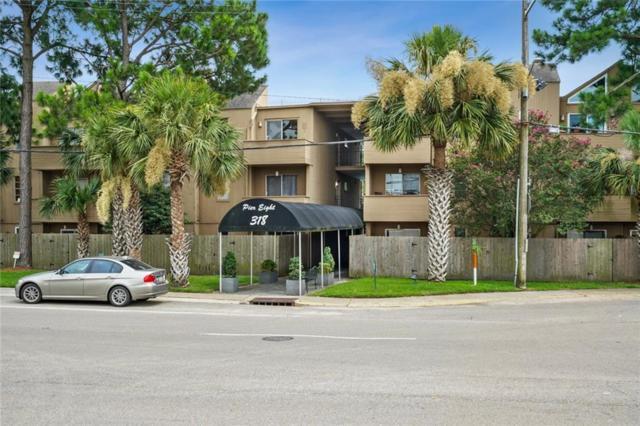 318 Lakemarina Drive #223, New Orleans, LA 70124 (MLS #2211187) :: Robin Realty