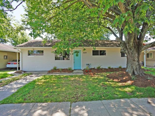 329 Helis Drive, Westwego, LA 70094 (MLS #2211649) :: Amanda Miller Realty