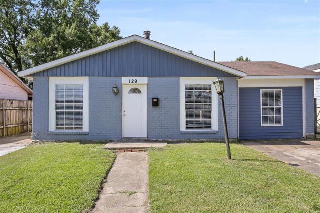 129 Georgetown Drive, Kenner, LA 70065 (MLS #2211788) :: Watermark Realty LLC