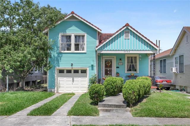 3665 Piedmont Drive, New Orleans, LA 70122 (MLS #2211947) :: The Sibley Group