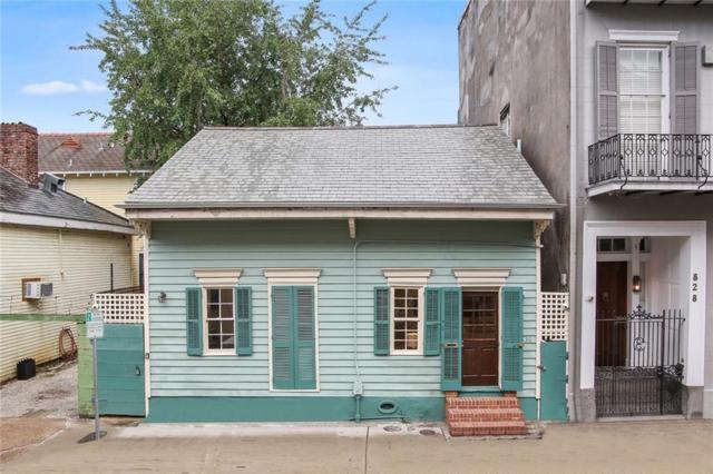 830 Burgundy Street, New Orleans, LA 70116 (MLS #2211954) :: Inhab Real Estate