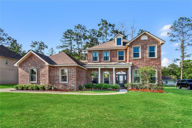 604 Pine Grove Loop, Madisonville, LA 70447 (MLS #2212257) :: Turner Real Estate Group