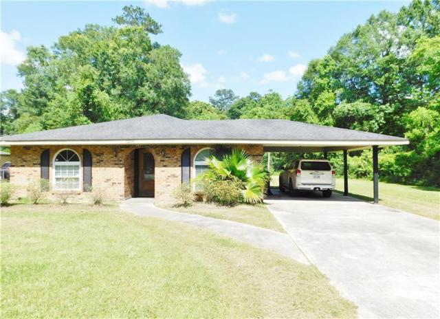 1206 Cherry Street, Hammond, LA 70401 (MLS #2213775) :: Turner Real Estate Group