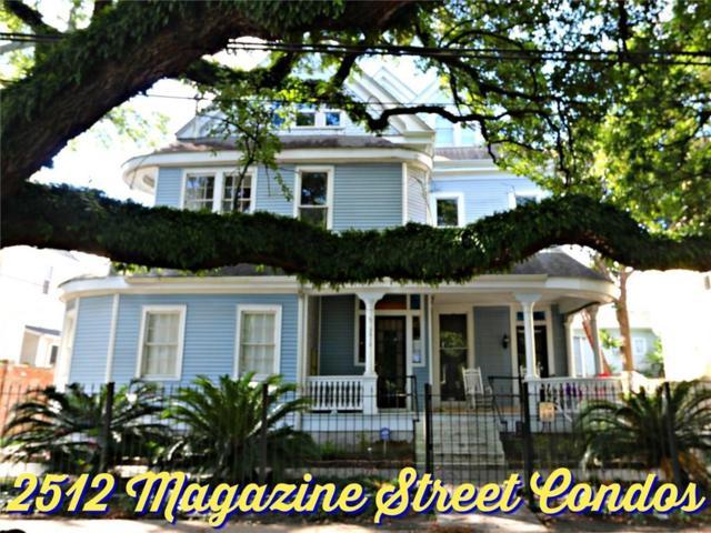 2512 Magazine Street G, New Orleans, LA 70130 (MLS #2213960) :: Crescent City Living LLC