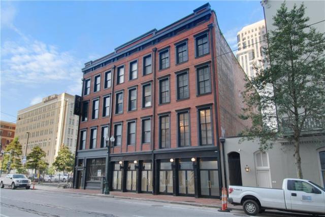 419 Carondelet Street #302, New Orleans, LA 70130 (MLS #2214024) :: Crescent City Living LLC