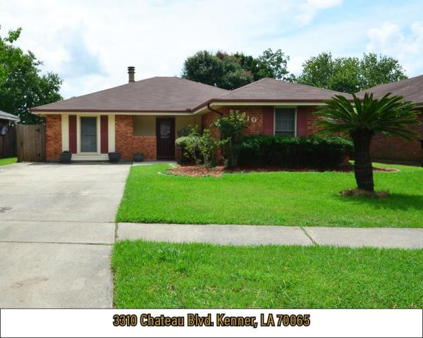 3310 Chateau Boulevard, Kenner, LA 70065 (MLS #2215616) :: Turner Real Estate Group