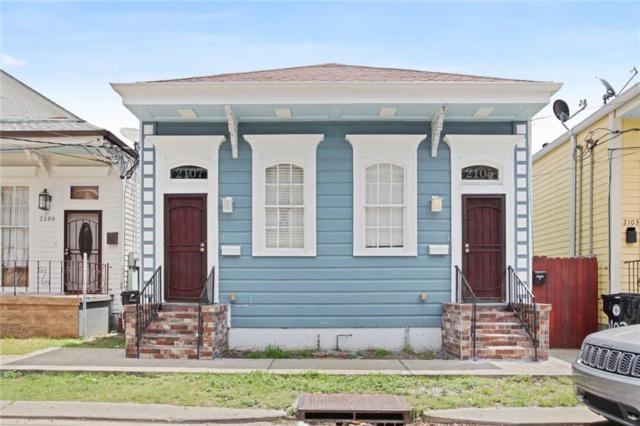 2105 Fourth Street, New Orleans, LA 70113 (MLS #2215662) :: Crescent City Living LLC