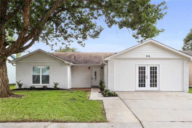 916 Ashland Place, Gretna, LA 70056 (MLS #2215866) :: Top Agent Realty