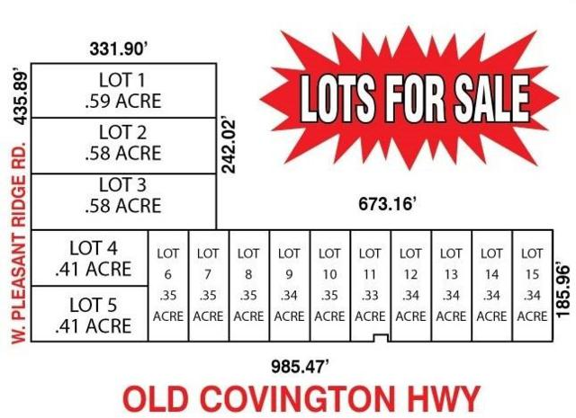 18089 Old Covington Highway, Hammond, LA 70403 (MLS #2216401) :: Reese & Co. Real Estate