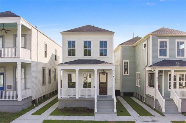 630 First Street, New Orleans, LA 70130 (MLS #2217201) :: Inhab Real Estate