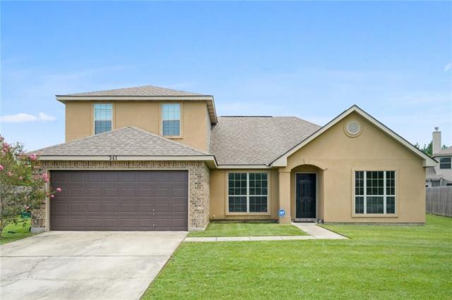 341 Haven Way, Lacombe, LA 70445 (MLS #2217551) :: Turner Real Estate Group