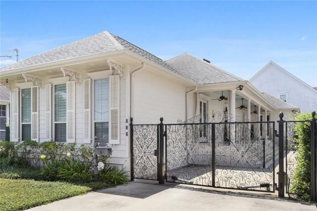 806 French Street, New Orleans, LA 70124 (MLS #2217567) :: Watermark Realty LLC