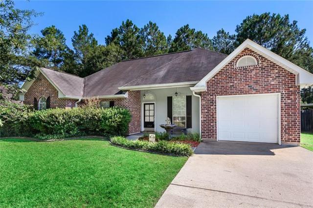 135 Northridge Drive, Covington, LA 70435 (MLS #2217619) :: Inhab Real Estate