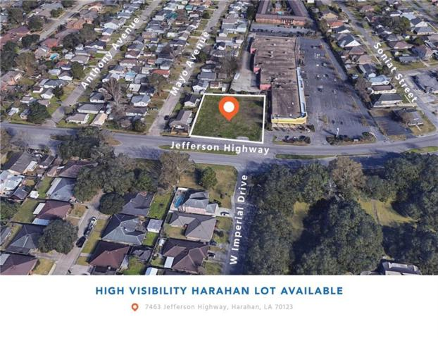 7463 Jefferson Highway, Harahan, LA 70123 (MLS #2217872) :: The Sibley Group
