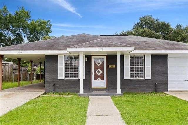 2108 Daniels Road, Terrytown, LA 70056 (MLS #2217904) :: Crescent City Living LLC