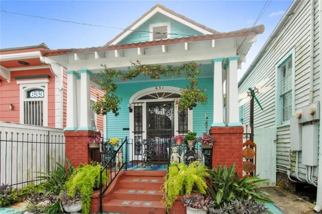 631 France Street, New Orleans, LA 70117 (MLS #2217971) :: Inhab Real Estate