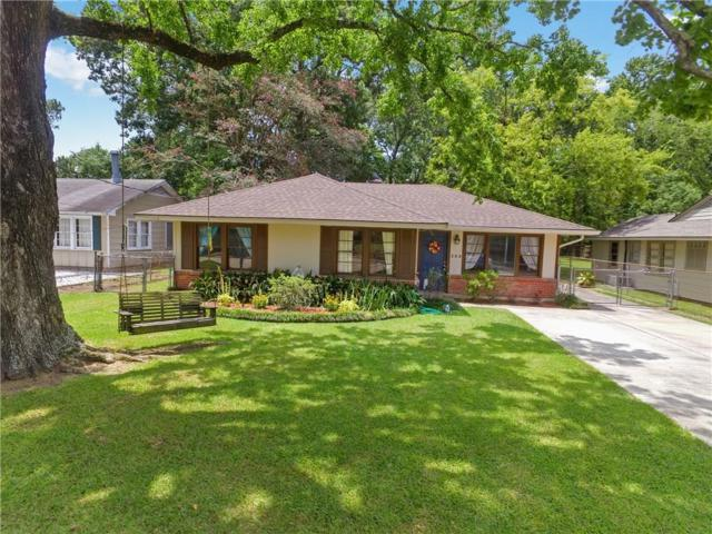 206 Marquette Avenue, Baton Rouge, LA 70806 (MLS #2218067) :: Inhab Real Estate