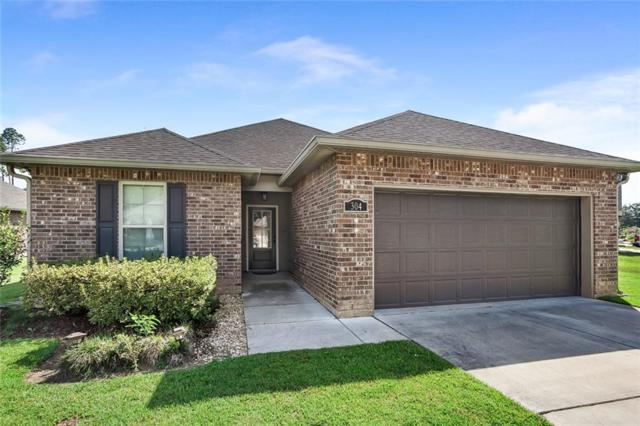 304 Knoll Pine Circle, Covington, LA 70435 (MLS #2218385) :: Crescent City Living LLC