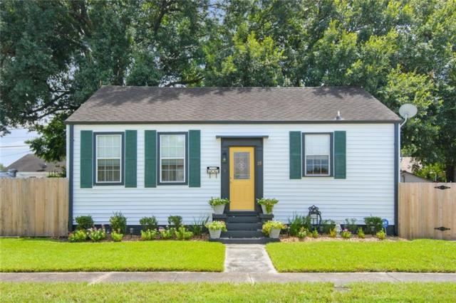 28 San Carlos Avenue, Jefferson, LA 70121 (MLS #2218439) :: Parkway Realty