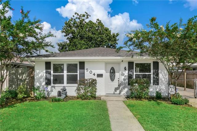 504 Blanche Street, Metairie, LA 70003 (MLS #2218539) :: Top Agent Realty