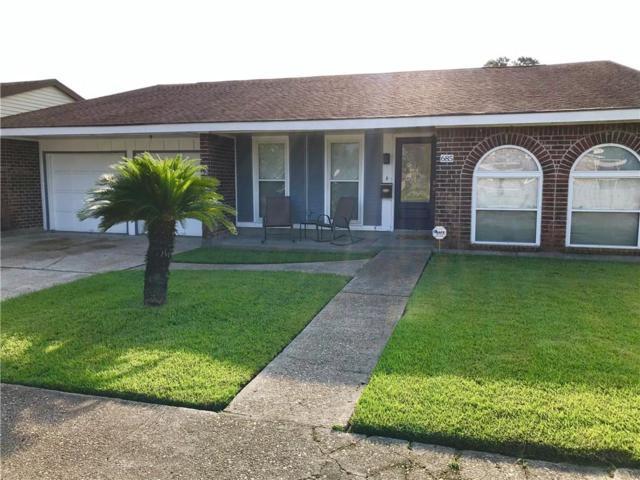 685 Oakwood Drive, Terrytown, LA 70056 (MLS #2218649) :: Crescent City Living LLC