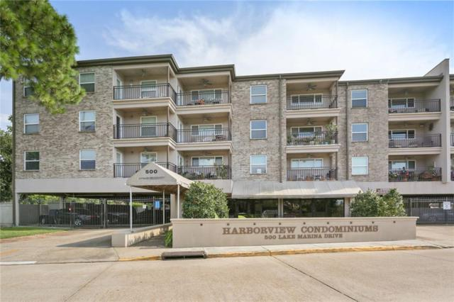 500 Lake Marina Drive #422, New Orleans, LA 70124 (MLS #2218754) :: Watermark Realty LLC