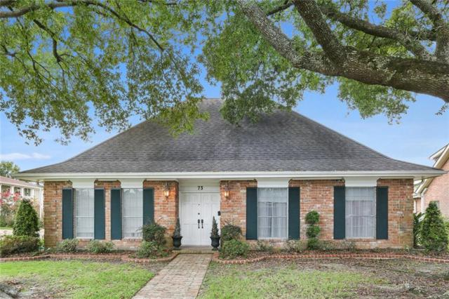 73 W Imperial Drive, Harahan, LA 70123 (MLS #2219068) :: Top Agent Realty