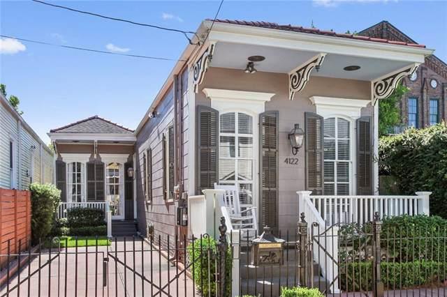 4122 Coliseum Street, New Orleans, LA 70115 (MLS #2219298) :: Turner Real Estate Group