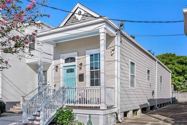 431 S Cortez Street, New Orleans, LA 70119 (MLS #2220136) :: Crescent City Living LLC