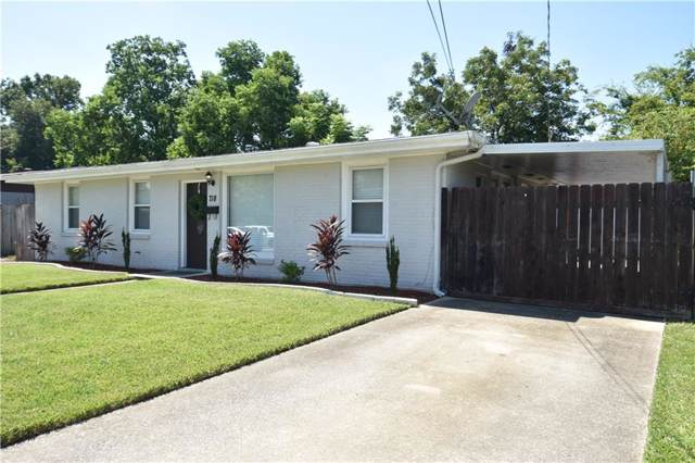 718 N Wilson Street, Metairie, LA 70003 (MLS #2221864) :: Turner Real Estate Group