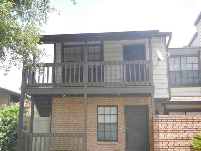 2900 Manhattan Boulevard #109, Harvey, LA 70058 (MLS #2222342) :: Turner Real Estate Group