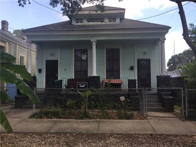 1644 N Dorgenois Street, New Orleans, LA 70119 (MLS #2222752) :: Inhab Real Estate