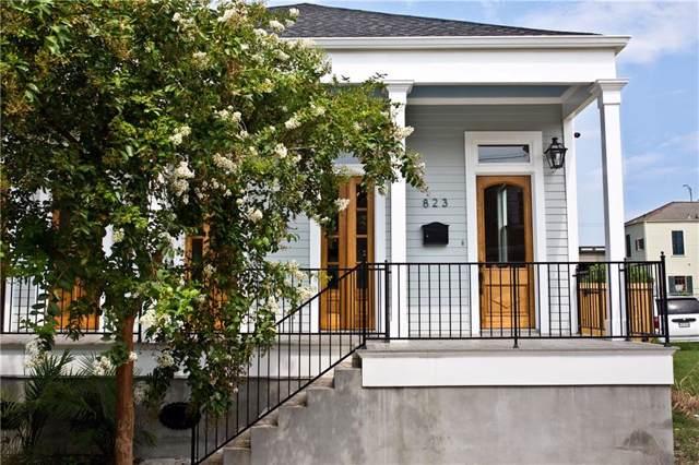 823 N Robertson Street, New Orleans, LA 70116 (MLS #2222760) :: Crescent City Living LLC
