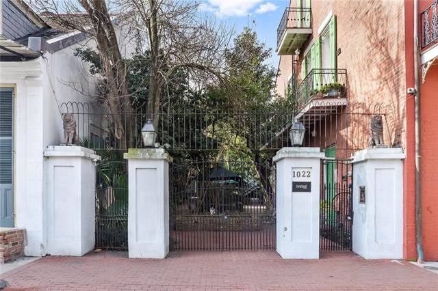 1022 St Peter Street #207, New Orleans, LA 70116 (MLS #2222962) :: Watermark Realty LLC