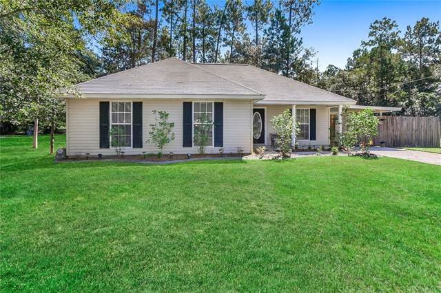 61254 Forest Drive, Lacombe, LA 70445 (MLS #2223015) :: Inhab Real Estate