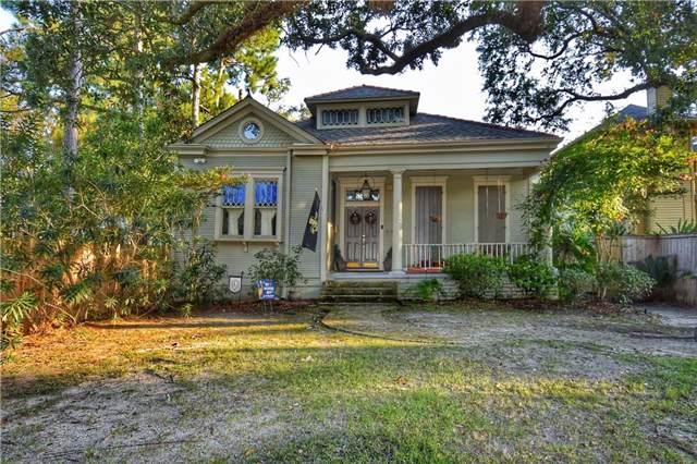 850 N Carrollton Avenue, New Orleans, LA 70119 (MLS #2223043) :: Turner Real Estate Group