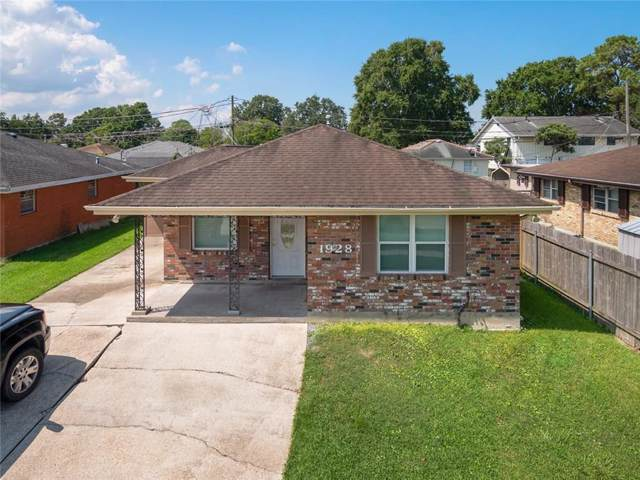 1928 Mason Smith Avenue, Metairie, LA 70003 (MLS #2223105) :: Amanda Miller Realty
