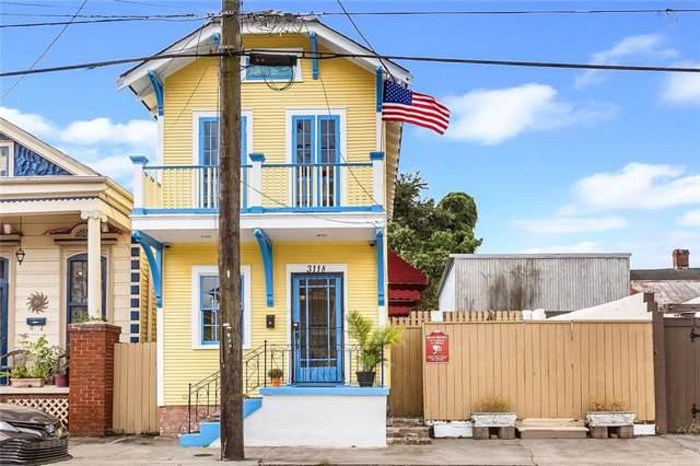 3118 Burgundy Street, New Orleans, LA 70117 (MLS #2223278) :: Turner Real Estate Group