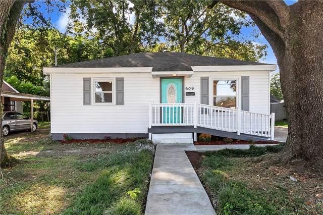 609 Herald Street, New Orleans, LA 70131 (MLS #2223309) :: Robin Realty