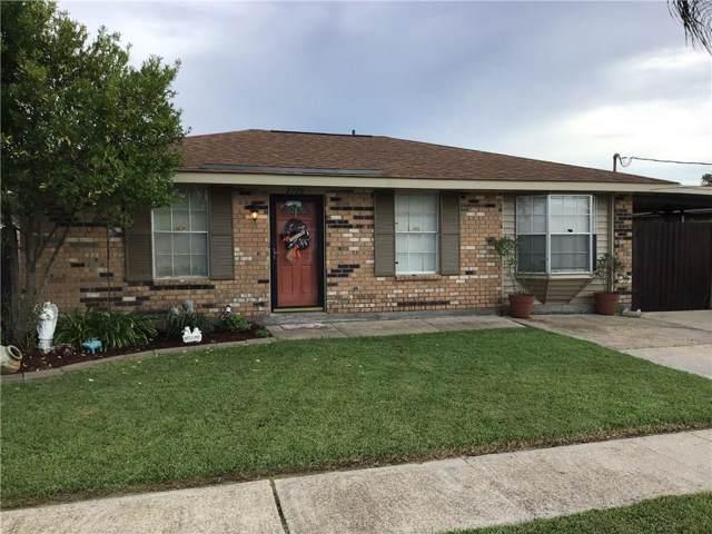 2720 Dove Avenue, Marrero, LA 70072 (MLS #2223380) :: Turner Real Estate Group