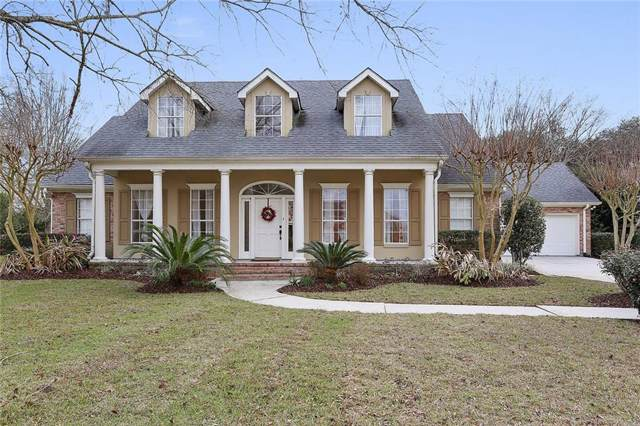 14 Eagle Trace Drive, New Orleans, LA 70131 (MLS #2223399) :: Watermark Realty LLC